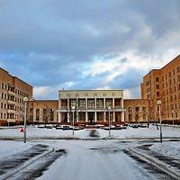 постройка ЦК КПСС :: Андрей Куприянов