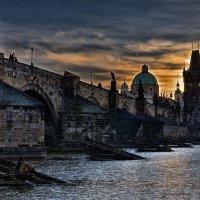 Мост :: Дмитрий Рыжков