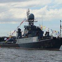 Праздник ВМФ. СКР :: Владимир Гилясев