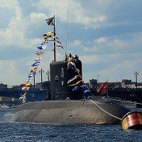 Праздник ВМФ. ПЛ :: Владимир Гилясев