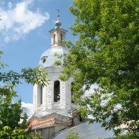 Колокольня Троицкого храма :: Николай Варламов