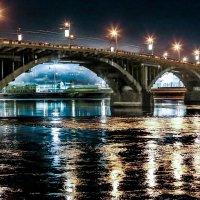 Мост через Ангару :: Марина