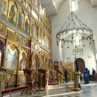 В храме... :: Игорь