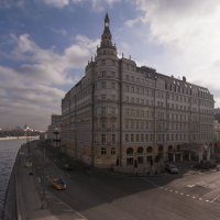 Гостиница Балчуг Кемпински, Москва :: Борис Гольдберг