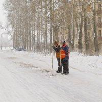 Дорожные работы :: Валерий Талашов