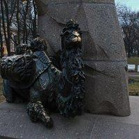 Вербдюд Пржевальского. :: Александр Лейкум