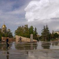 После дождя. :: Сергей Исаенко