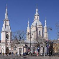 Санкт-Петербург, Андреевский собор. :: Александр Дроздов