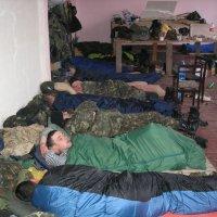 Керченские морпехи....Они ещё не знают, что через несколько часов, они станут бойцами другой страны. :: Алексей К
