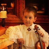 Маленький Моцарт :: Александр Якименко
