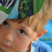 маленький мальчик :: Олеся Ханина
