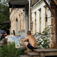 На этюдах! :: Владимир Шошин