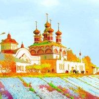 Сон о Великом - Устюге :: Валерий Талашов