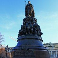 Памятник Екатерине II. :: Александр Лейкум