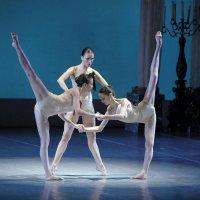 Отчётный концерт выпускников краснодарского хореографического училища :: Андрей Фиронов