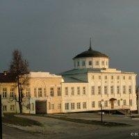Дом купца Алянчикова :: Николай Варламов