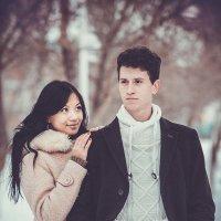 Дмитрий и Виолетта :: Кайрат Шалтакбаев