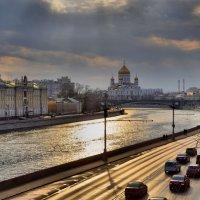 Москва-река ! :: ОЛЬГА СИЗОВА