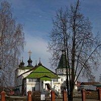 Покровский монастырь (г. Балахна) :: Павел Зюзин