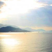 Рассвет.Залив в Нячанге. :: Рустам Илалов
