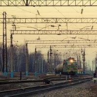 Будни железной дороги :: Pavel V