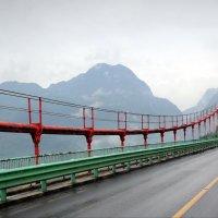 дорога в горах-2 :: Андрей Фиронов