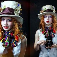 безумный шляпник :: валентина чекалина