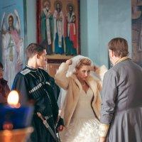 Евгений и Татьяна :: Александр Кравченко