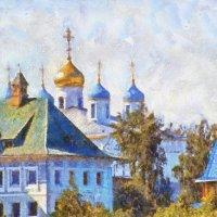 Воздвиженская :: Михаил Николаев