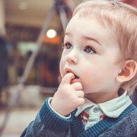 Малыш :: Евгения Новицкая