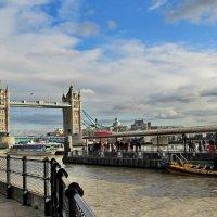 Лондон, Tower Bridge :: Luba Filatova