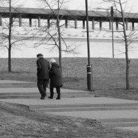 Путь длиною в жизнь... :: Катрина Деревеницкая