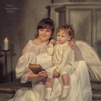 Ангелы :: Дмитрий Шилин
