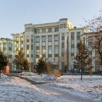 Новосибирская Государственная Академия водного транспорта :: Sergey Kuznetcov
