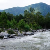 Бурятия. Аршан. Река Кынгарга. :: Rafael