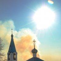 Церковь Благовещенья :: Николай Варламов