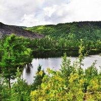 озеро Икар, жемчужина с.Эссо, Камчатка :: Евгения М