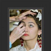 На чемпионате мира-макияж :: Shmual Hava Retro