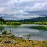 Таёжное озерцо.. :: Наталья Юрова