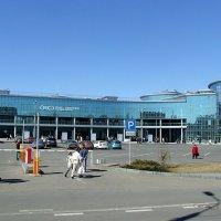 Пригородный вокзал. :: Виктор Юденков