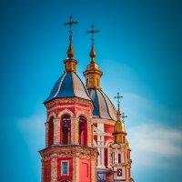 Церквушка :: dimakoshelev Кошелев