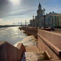 Набережная Невы :: Владимир Макаров