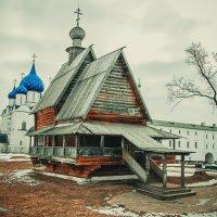 Никольская церковь 1766 г. :: Дмитрий Климов