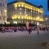 У Венской Оперы :: svk