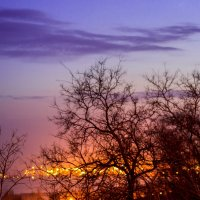 ночной Мариуполь :: Ирина Крылова