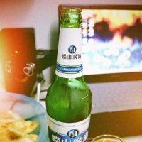 Пиво Laoshan (Qingdao) :: Sholban Donduk