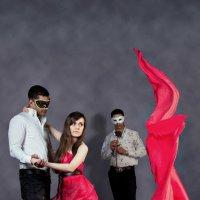 Танго в троем :: Екатерина Державина