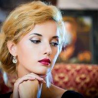 gentle look ... :: Vitalii Oleinik