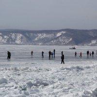 Байкал зимой :: Андрей