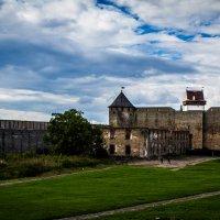 Ивангородская крепость :: Максим Grin